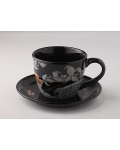 COFFEE TIMES CUP - BLACK - NEWS