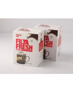 FILTA FRESH PURE BLEND COFFEE - (PACK  2)