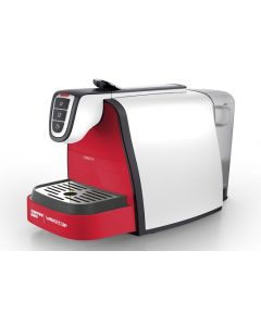 FULLY AUTOMATIC COFFEE MAKER - ORION RED