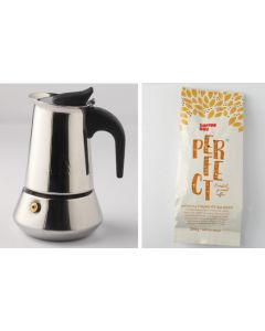 Stove Top with Perfect Coffee Powder (200gm)