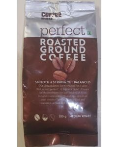 Perfect Roasted Ground Coffee 100 gms (Pack 4)
